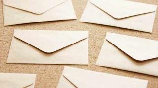 履歴書を送付する際、私が使っている封筒と送り方